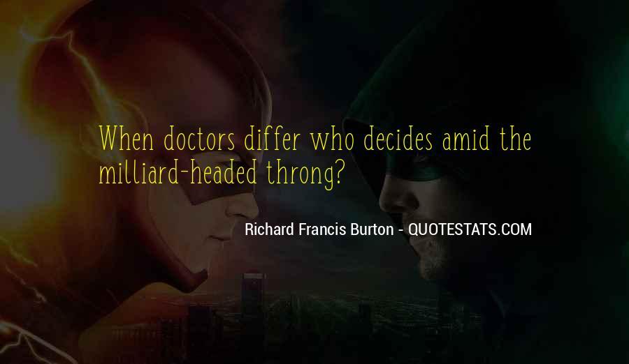 Decides Quotes #359997