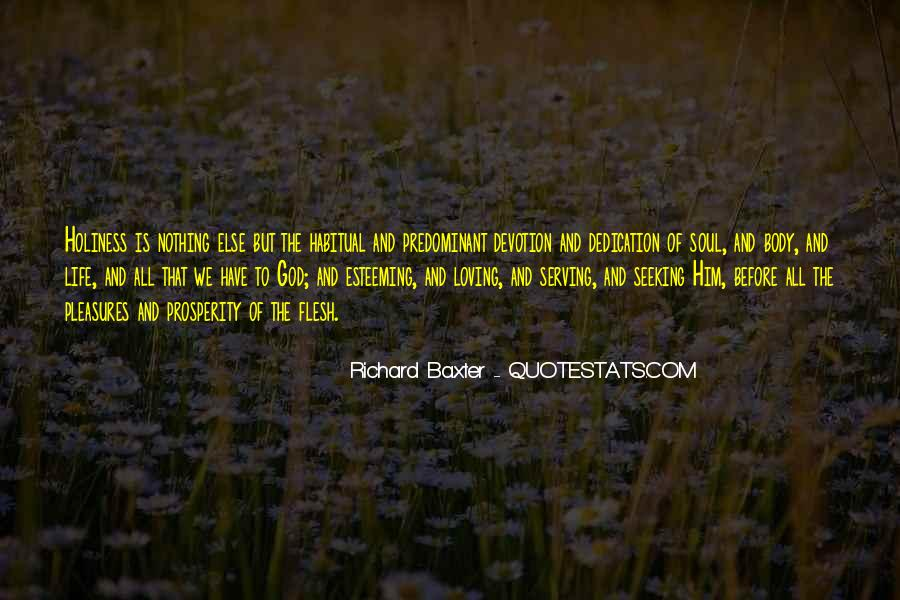 Dedication And Devotion Quotes #557969