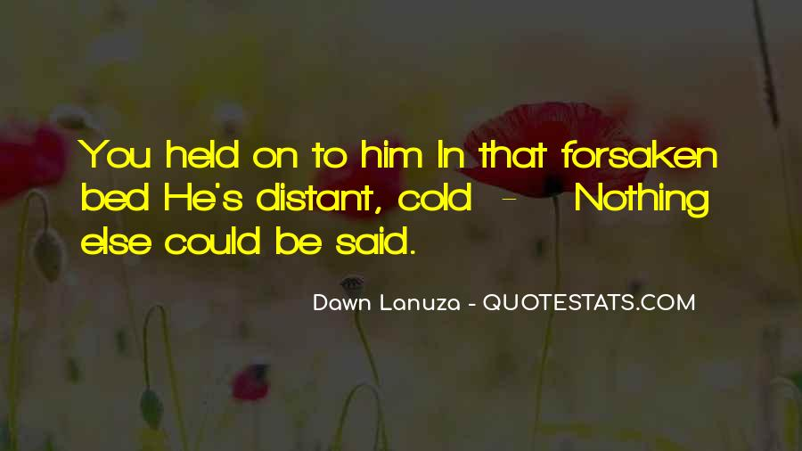 Deep And Strong Love Quotes #857781