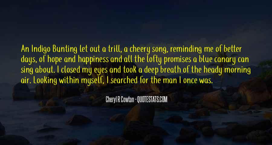 Deep Into My Eyes Quotes #240819