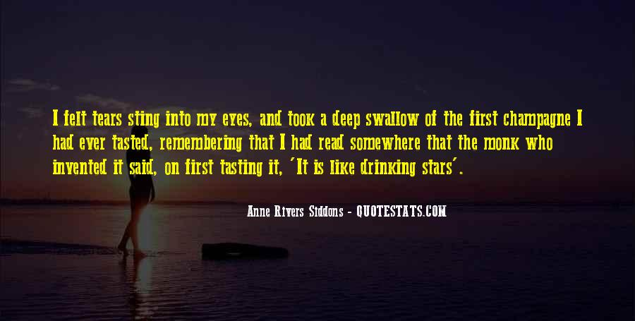 Deep Into My Eyes Quotes #301057