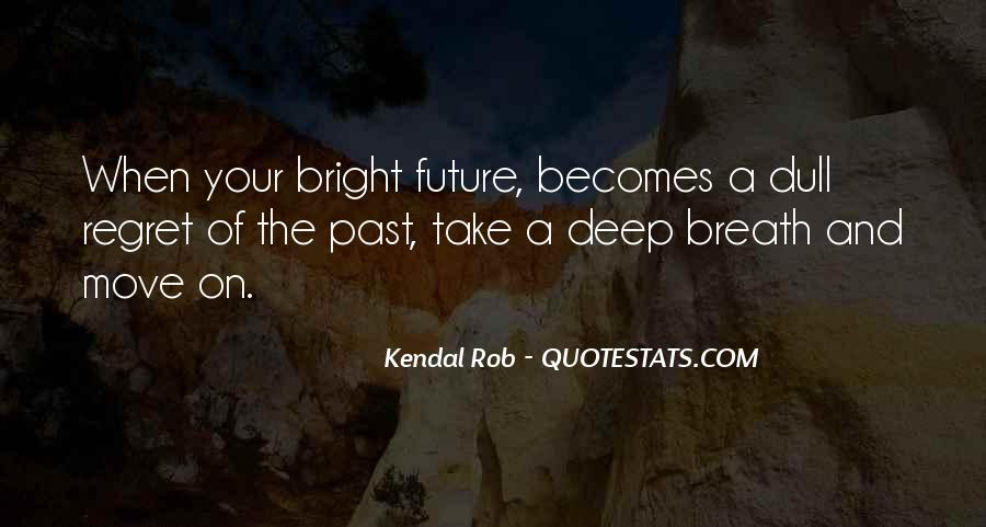 Deep Positive Quotes #1291393