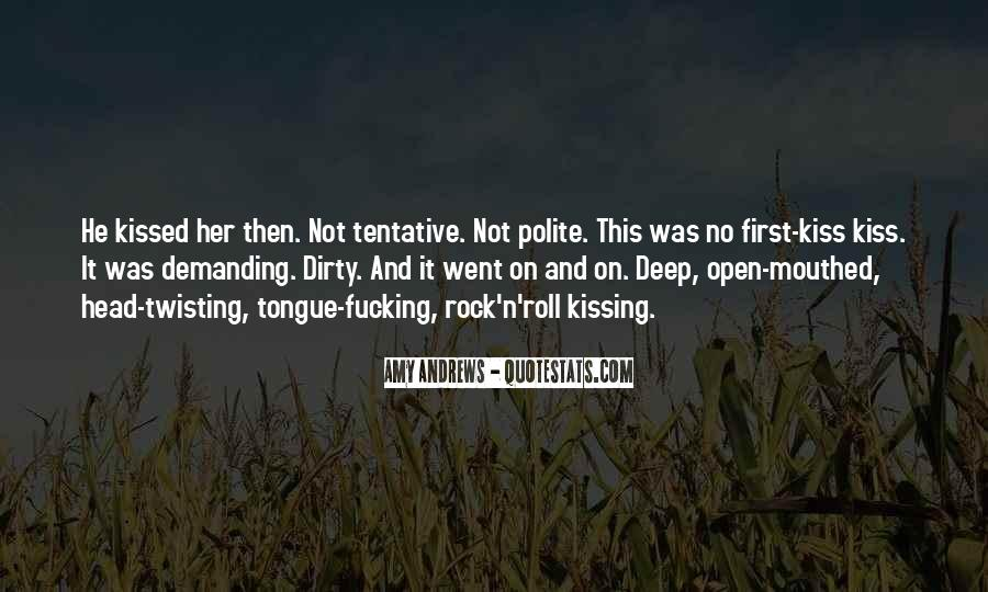 Deep Rock And Roll Quotes #333357