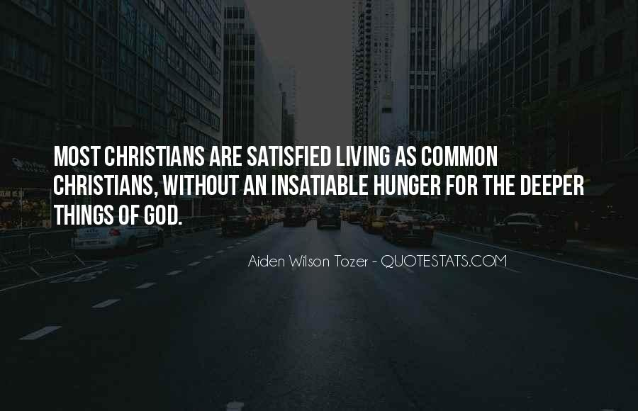 Deeper Christian Quotes #1540155