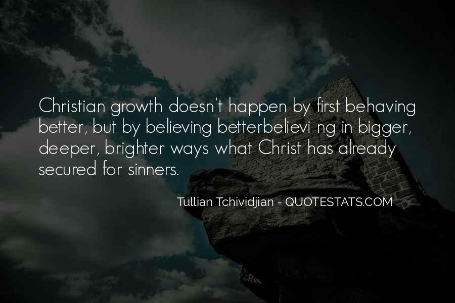 Deeper Christian Quotes #72883
