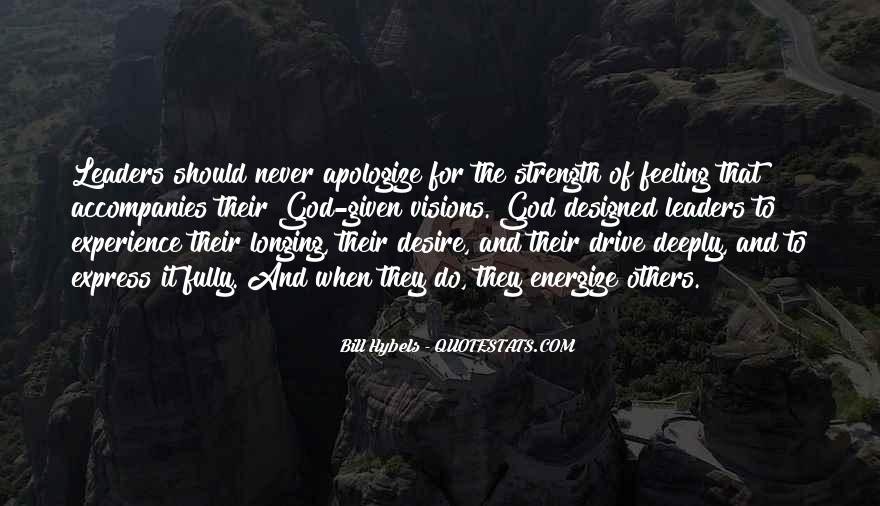 Deeply Apologize Quotes #1176418