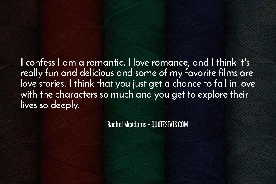 Deeply Romantic Quotes #1423234