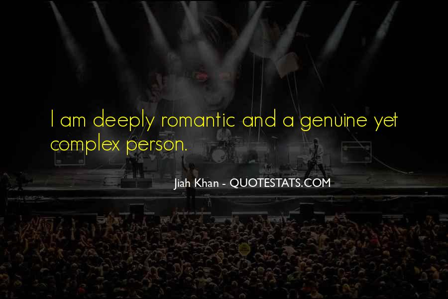Deeply Romantic Quotes #837301
