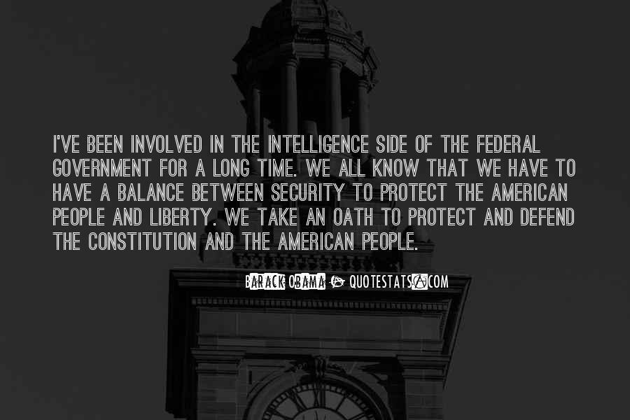Defend The Constitution Quotes #1009785
