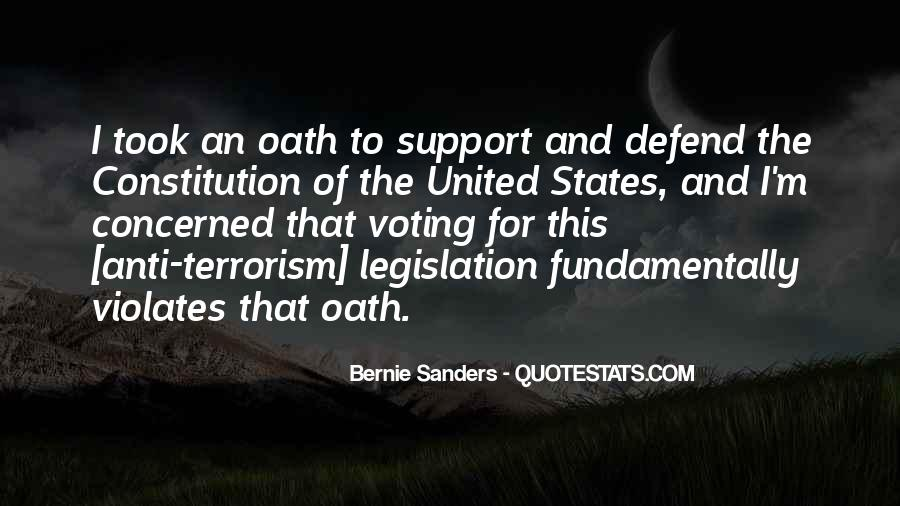 Defend The Constitution Quotes #1400089