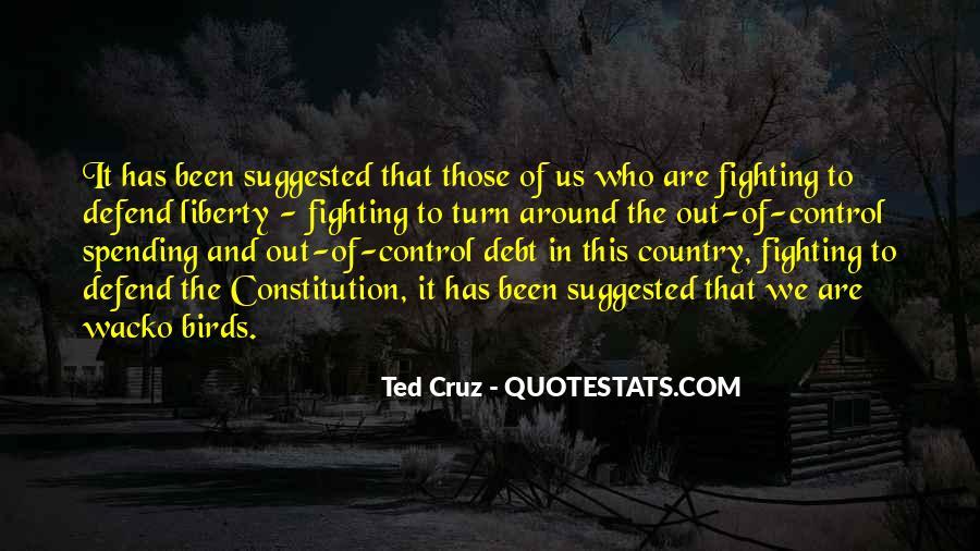 Defend The Constitution Quotes #520664