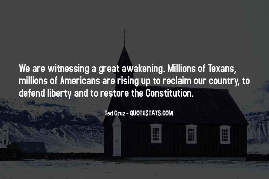 Defend The Constitution Quotes #579035