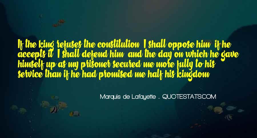 Defend The Constitution Quotes #591702