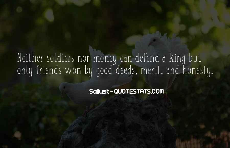 Defend Your Friends Quotes #1477783