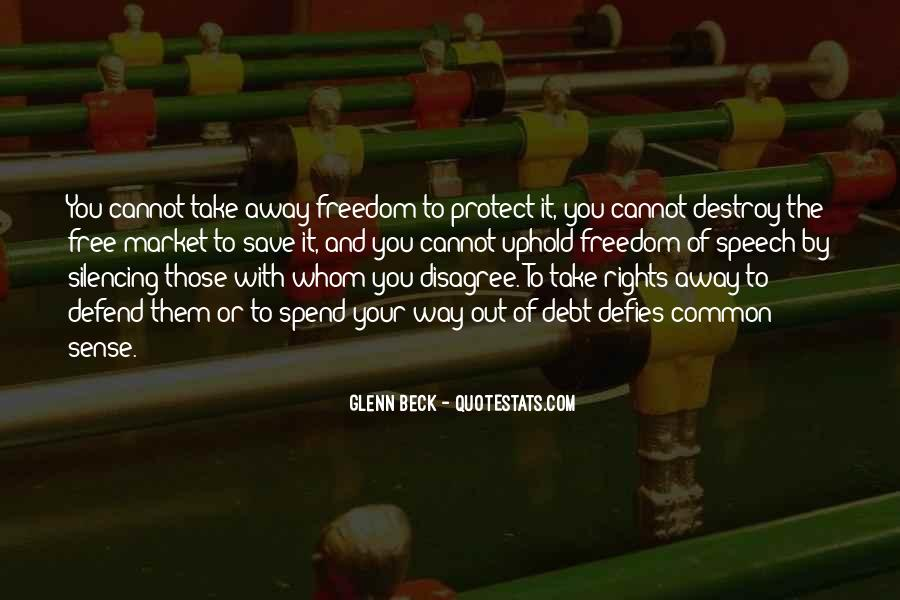 Defend Your Rights Quotes #1413611
