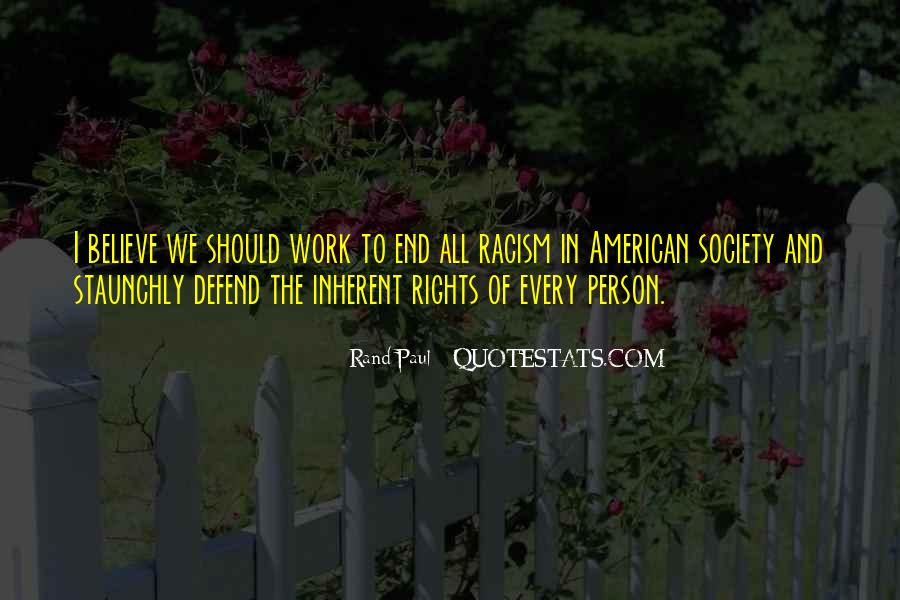 Defend Your Rights Quotes #343932