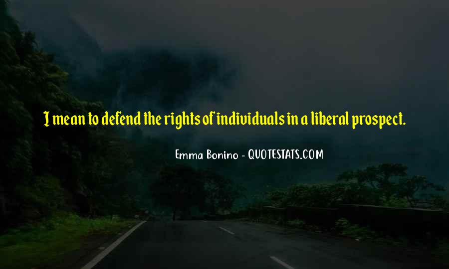 Defend Your Rights Quotes #658738