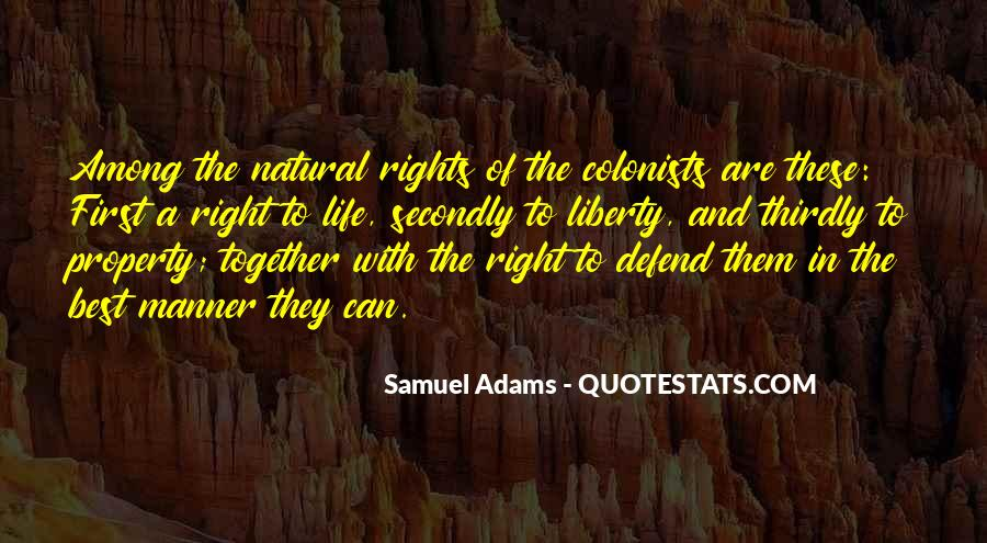 Defend Your Rights Quotes #771648
