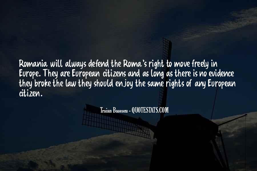 Defend Your Rights Quotes #929371