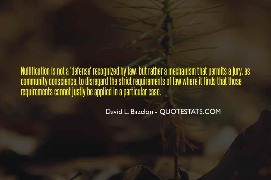 Defense Mechanism Quotes #1804638