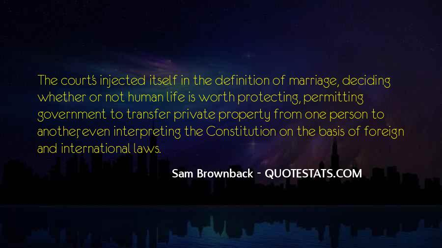 Definition Of Law Quotes #1299599