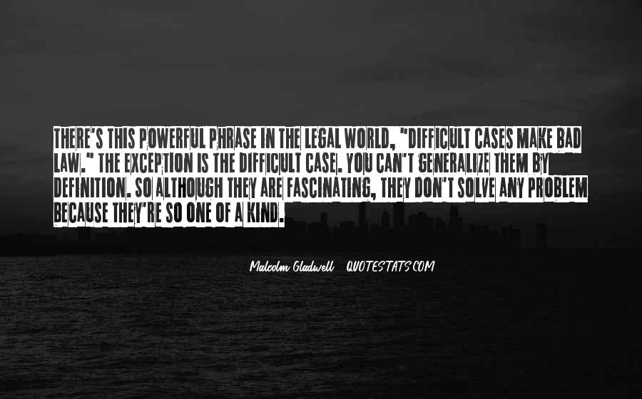 Definition Of Law Quotes #246998