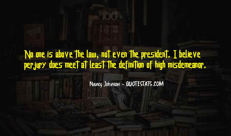 Definition Of Law Quotes #341431