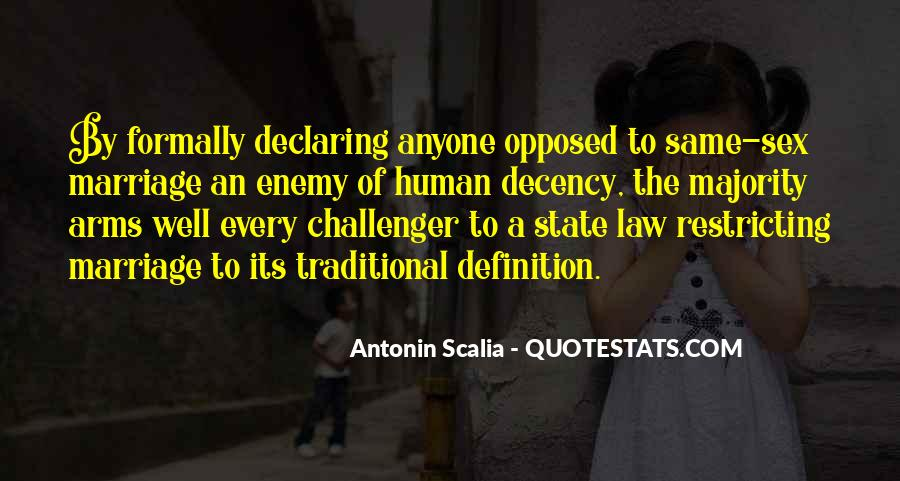 Definition Of Law Quotes #753823