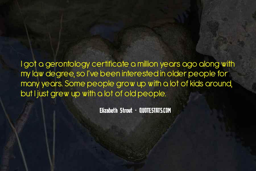 Degree Certificate Quotes #1719333