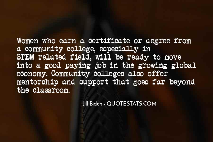 Degree Certificate Quotes #680718