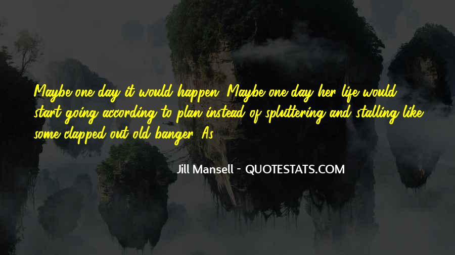 Quotes About Jill #55524