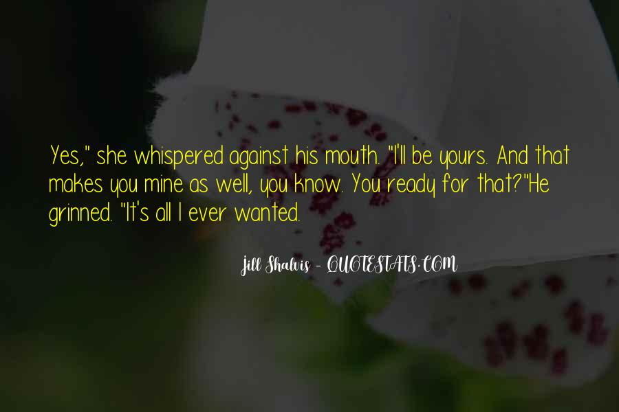 Quotes About Jill #60366