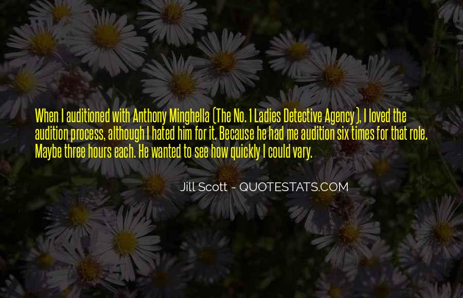 Quotes About Jill #83954