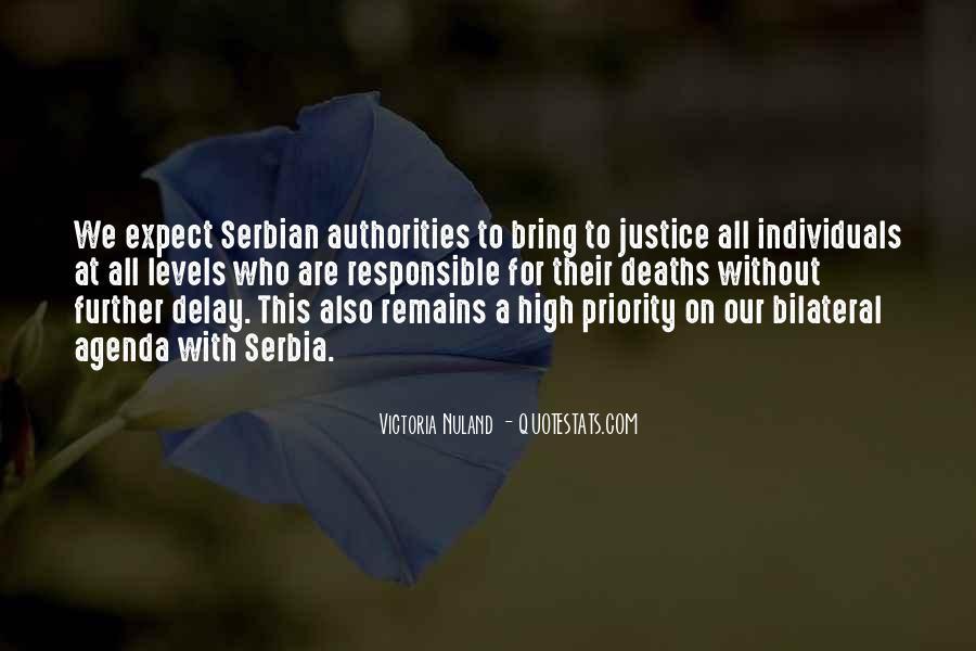 Delay Justice Quotes #1559962