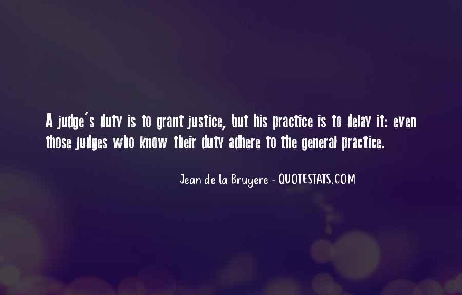 Delay Justice Quotes #18554