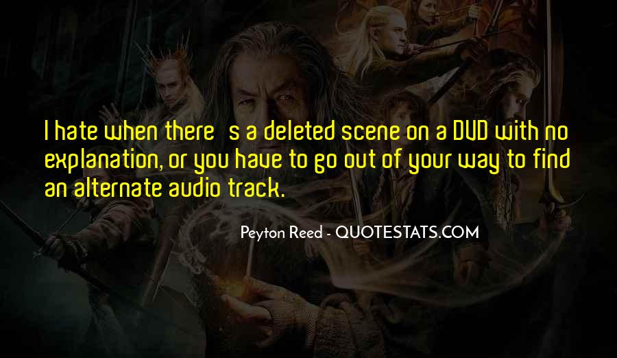 Deleted You Quotes #1189477