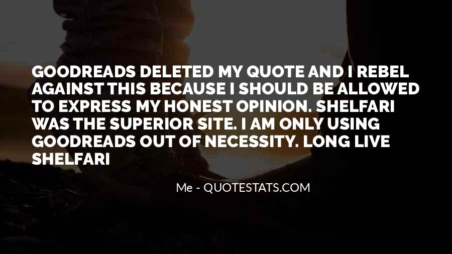 Deleted You Quotes #1411336