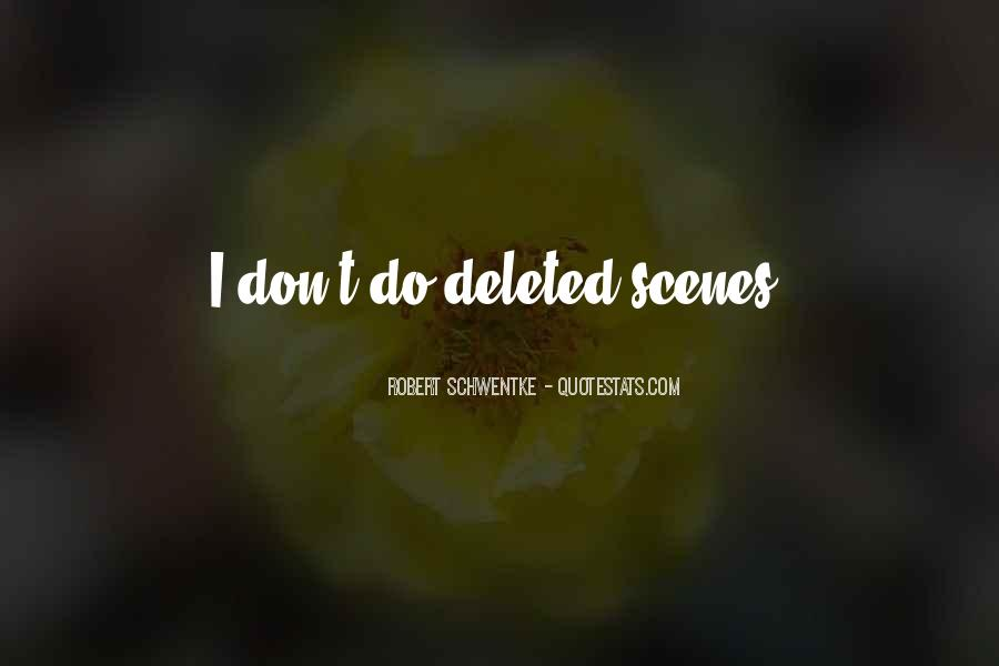 Deleted You Quotes #730080