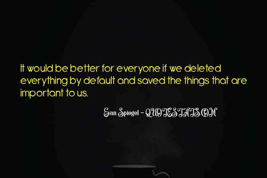 Deleted You Quotes #792349