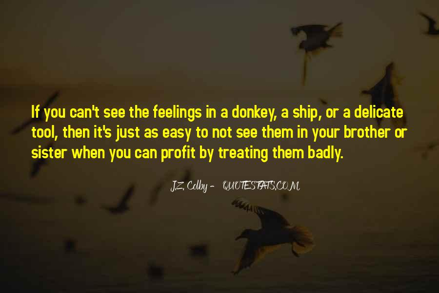 Delicate Feelings Quotes #483004