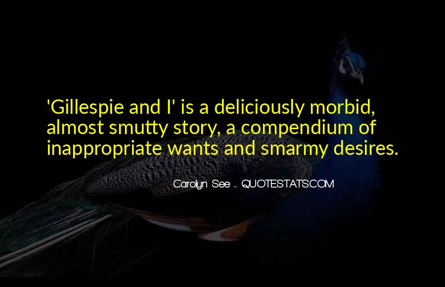 Deliciously Inappropriate Quotes #1610012