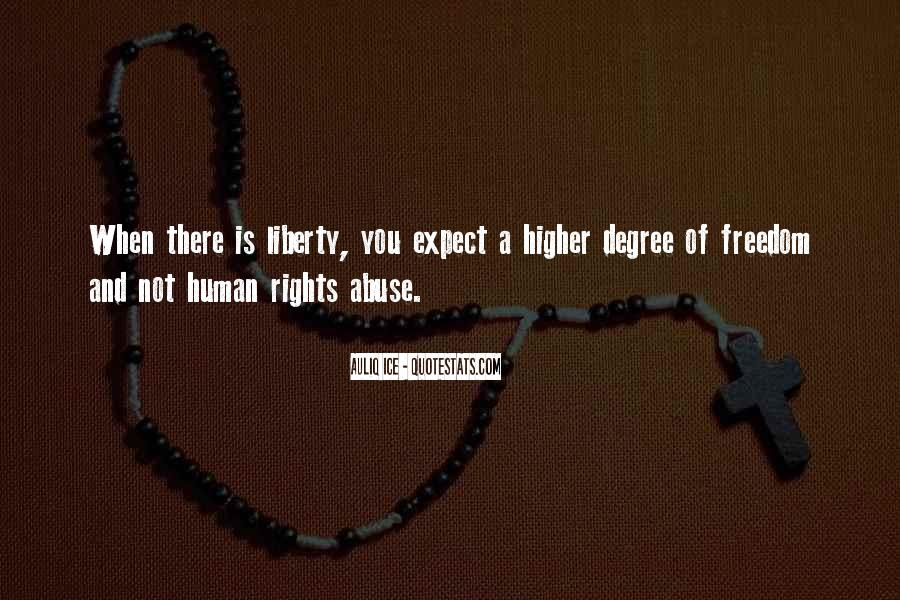 Democracy Freedom Of Speech Quotes #1372919