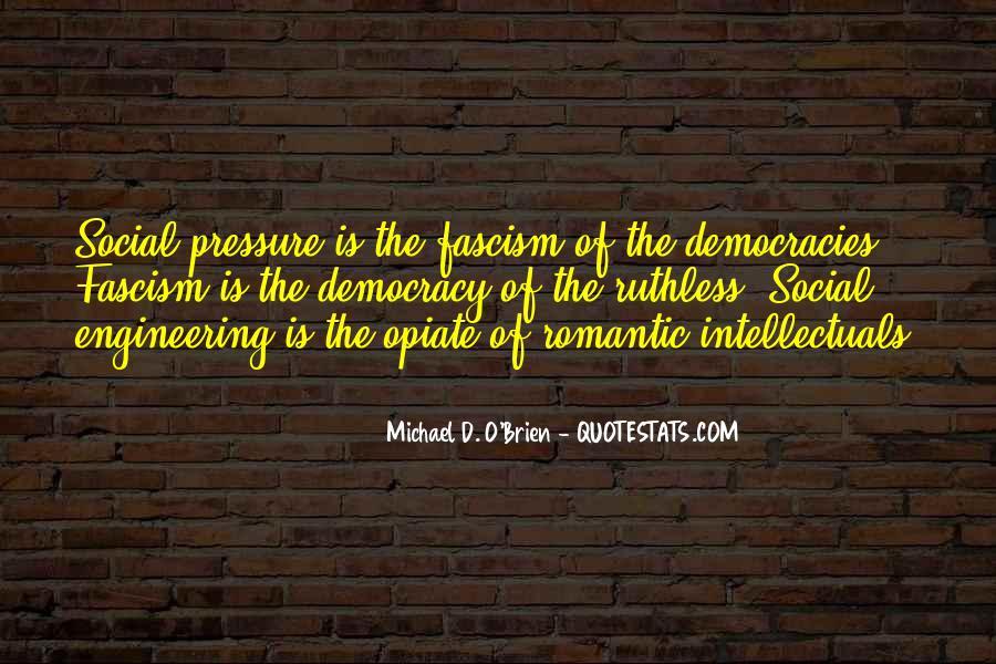 Democracy Freedom Of Speech Quotes #1816280