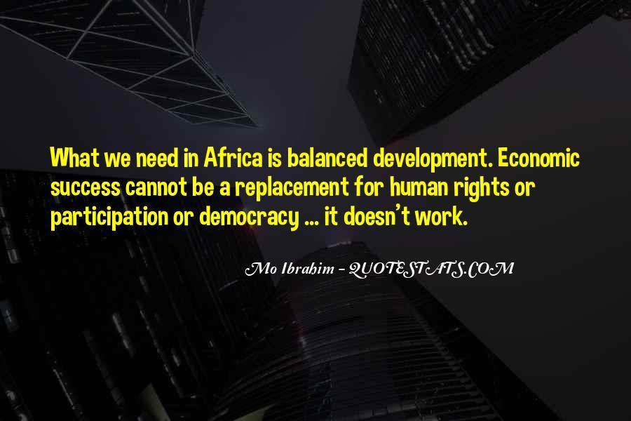 Democracy Participation Quotes #637489