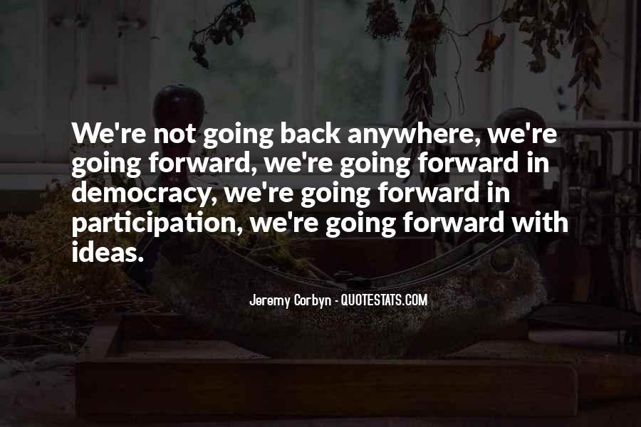 Democracy Participation Quotes #925634
