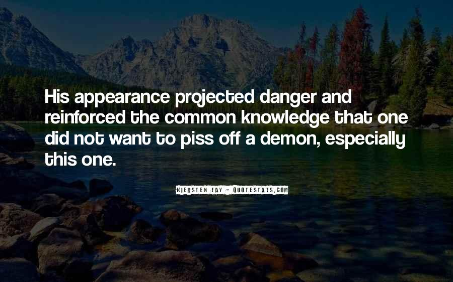 Demons Within Us Quotes #29512