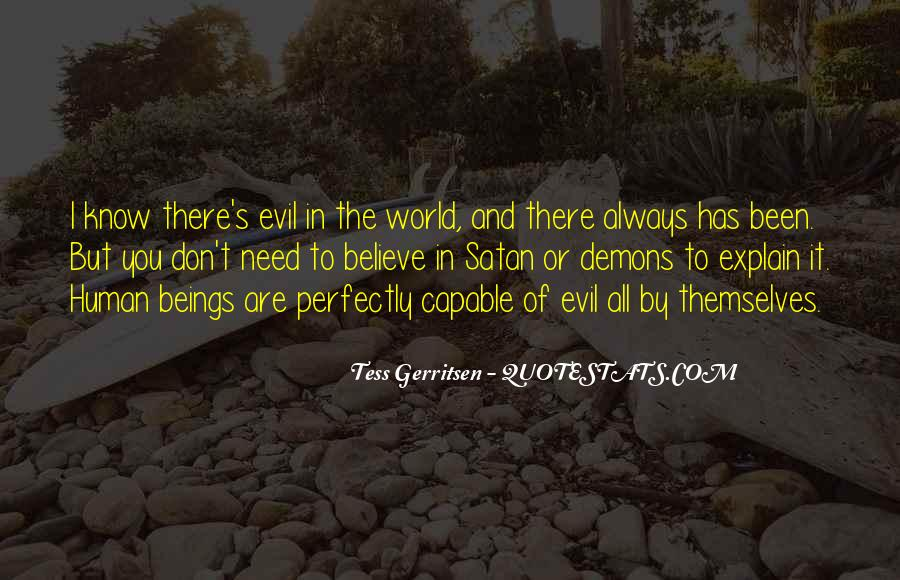 Demons Within Us Quotes #32623