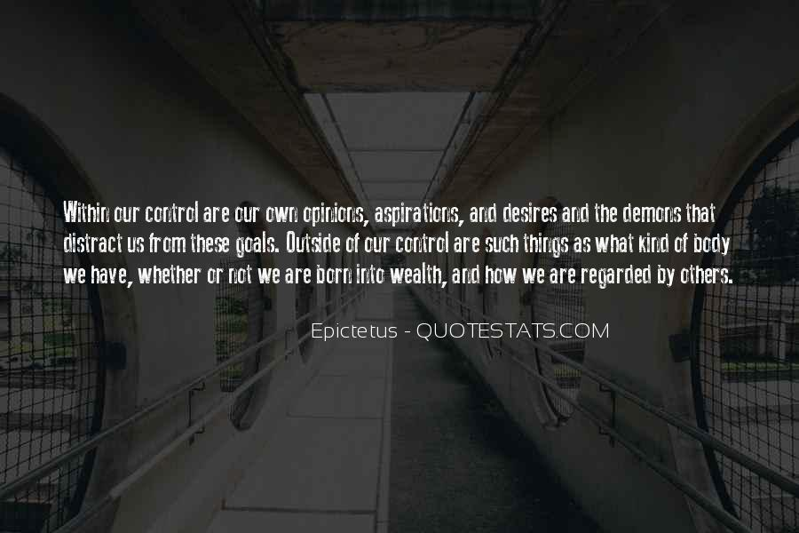 Demons Within Us Quotes #612008