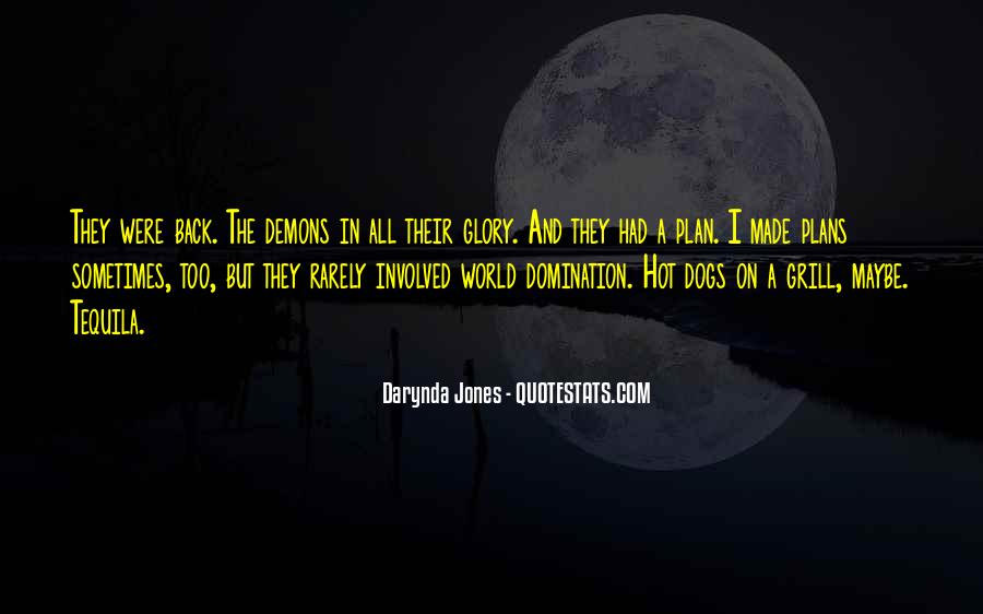 Demons Within Us Quotes #9615