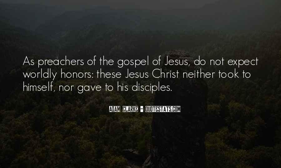 Quotes About Jesus Disciples #1016101